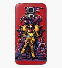 Funda/vinilo para Samsung Galaxy Metroid - The Huntress 'Throne -Gaming
