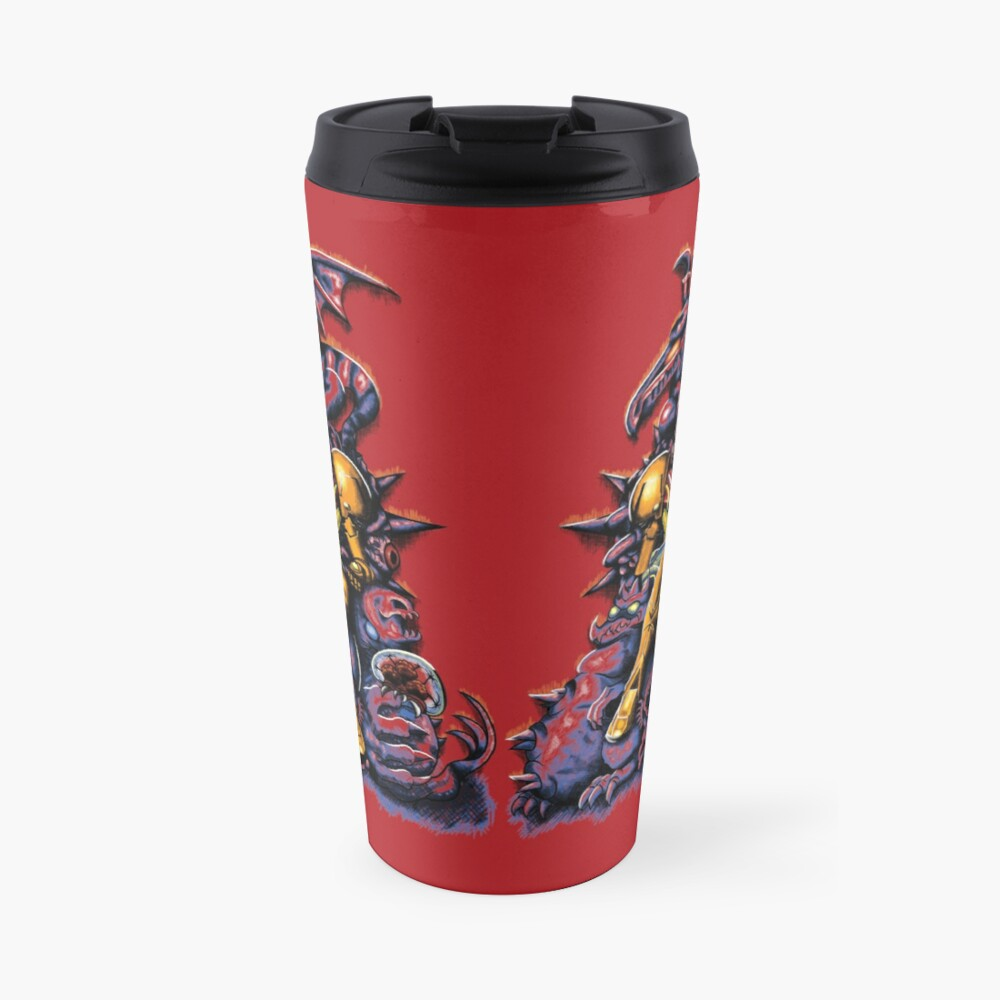 Metroid - The Huntress 'Throne -Gaming Taza de viaje