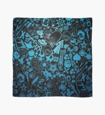 Kingdom Hearts - Keyhole (blue) Tuch