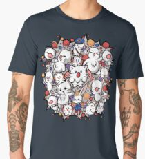 Final Fantasy Moogle-verse II Men's Premium T-Shirt