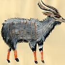 Male Nyala by Loretaaa