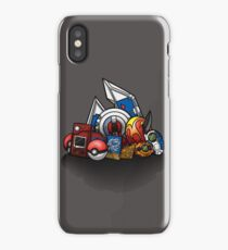 Anime Monsters iPhone Case