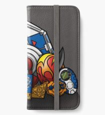 Anime Monsters iPhone Wallet/Case/Skin