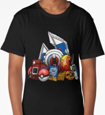 Anime Monsters Long T-Shirt