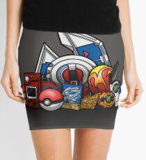 Anime Monsters Mini Skirt
