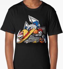 Anime Shonen & Monsters Long T-Shirt