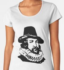 Sir Francis Bacon  Women's Premium T-Shirt