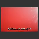 Alfa Romeo Giulia Sprint GT Badge 2 by Flo Smith