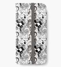 Let the Music Play iPhone Wallet/Case/Skin