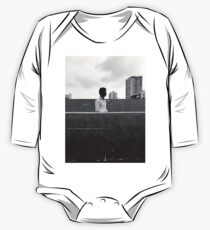 Half & Half One Piece - Long Sleeve