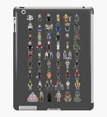 Buffy - Mini Monsters - The High School Years iPad Case/Skin