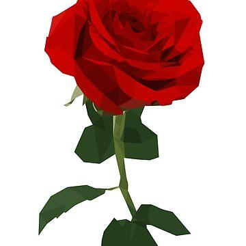 Rose by Tangldltd