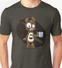 Caffeine Bear Unisex T-Shirt