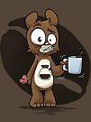 Koffein Bär von dooomcat