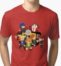 the nicest kids in town Tri-blend T-Shirt