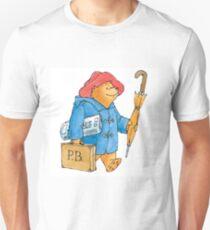 Paddington Bear Britsh design  T-Shirt