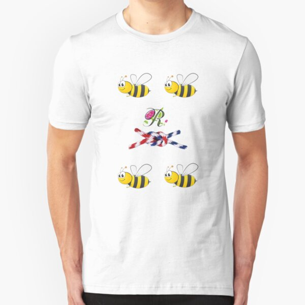 To Bee Or Not To Bee Slim Fit T-Shirt