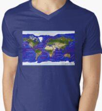 Ocean Currents Men's V-Neck T-Shirt