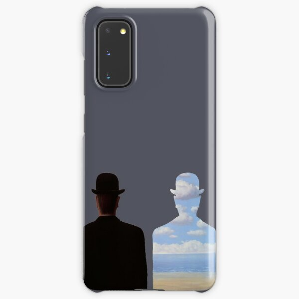 Magritte Samsung Galaxy Snap Case