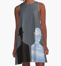Magritte A-Line Dress