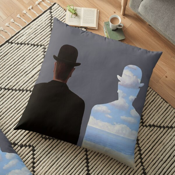 Magritte Floor Pillow