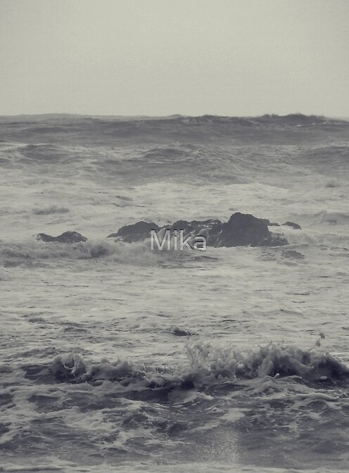 Rough Sea by Mika