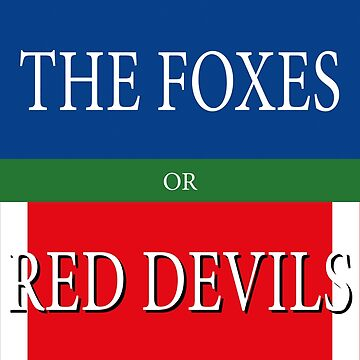 THE FOXES or RED DEVILS by Hell-Prints