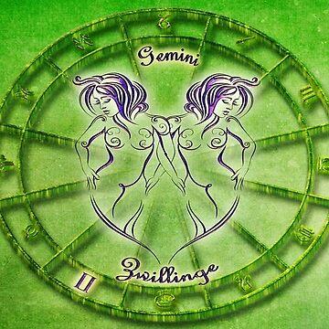 Gemini Twins by jolly3434