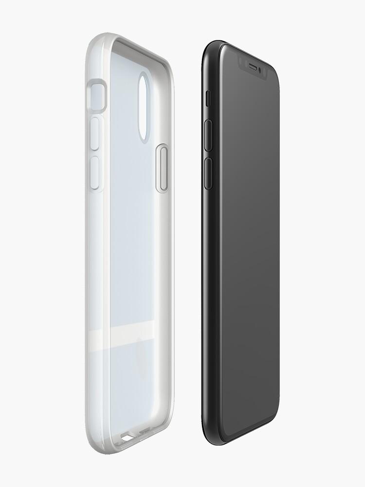 """Alternative Ansicht von """"IN"""" - Falkenauge iPhone-Hülle & Cover"""