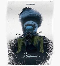 True Detective - Form And Void Poster