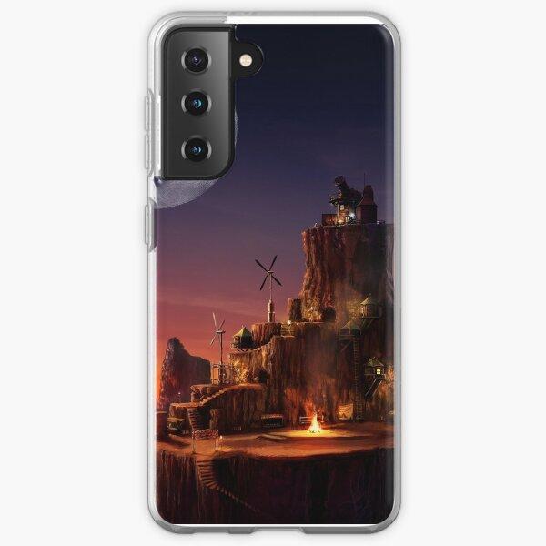 Cosmo Canyon Samsung Galaxy Soft Case