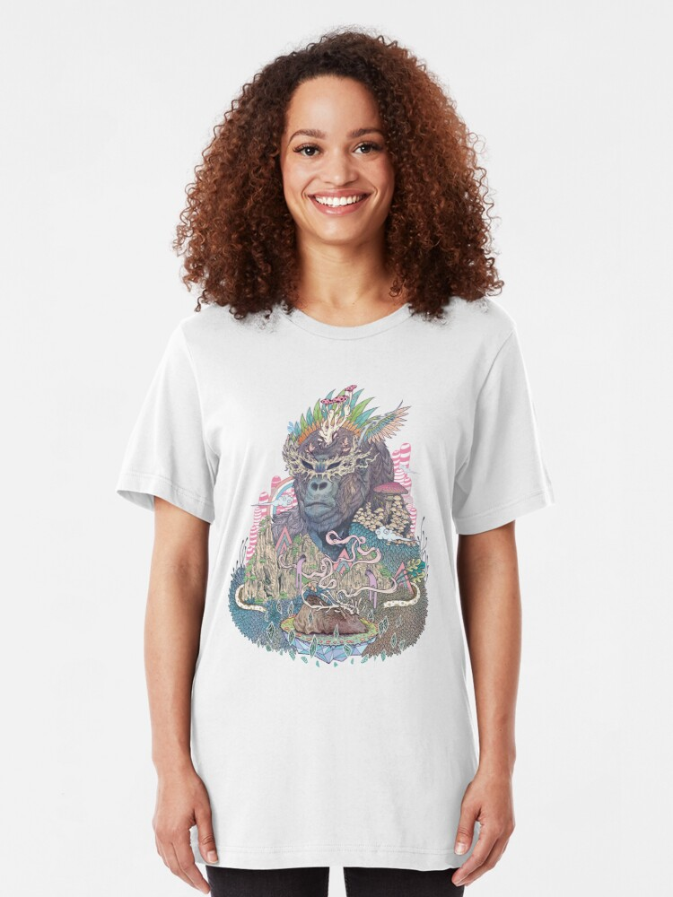 Alternate view of Ceremony Slim Fit T-Shirt