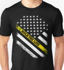 Hold The Line 911 Dispatcher Unisex T-Shirt