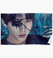 Vixx Leo Jeong Taek Un Poster