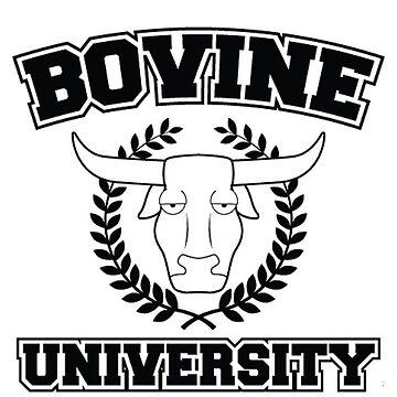 Bovine university by dknt