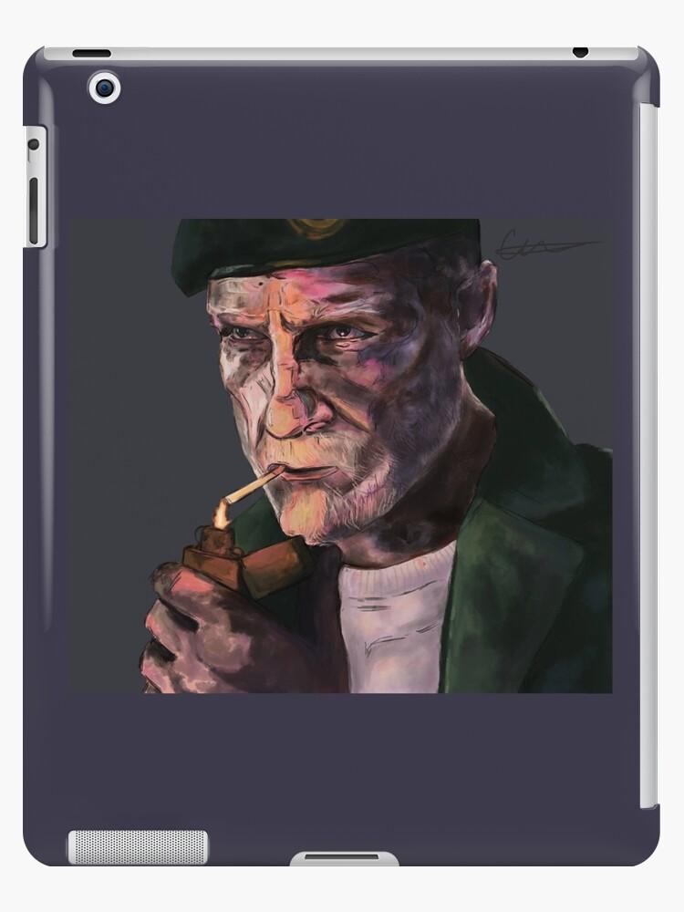 'Left 4 Dead Bill' iPad Case/Skin by icckythump