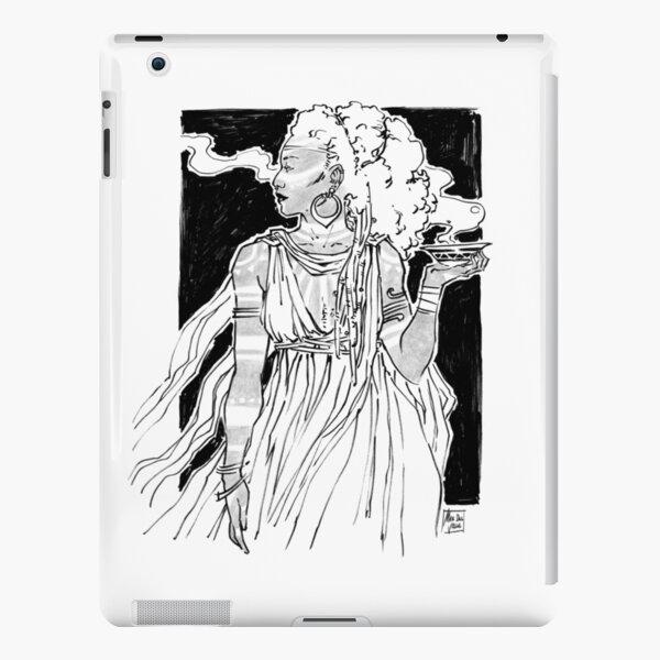 Divination Witch - Bruja de las Profecías - Oracle iPad Snap Case