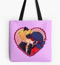 Ladynoir love Tote Bag