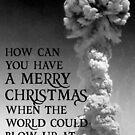 Nuclear Christmas - Alternative Christmas Card by everyplate