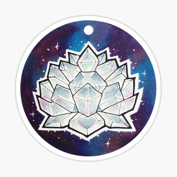 Silver Crystal (Sailor Moon) Sticker