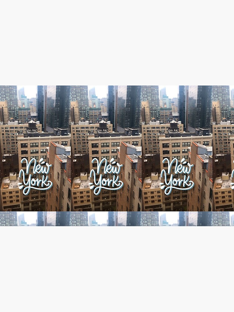 New York - Photography and Lettering by mirunasfia