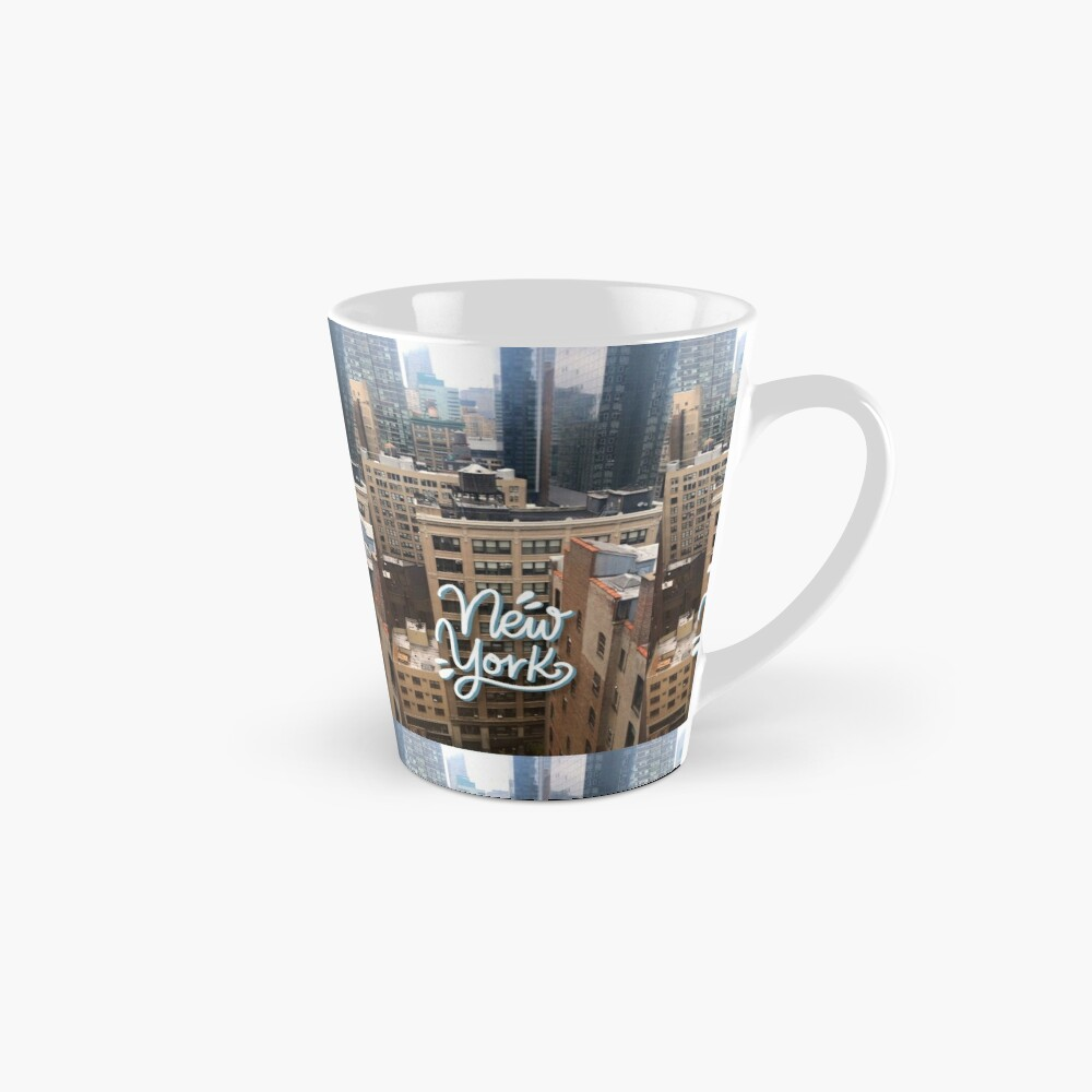 New York - Photography and Lettering Mug