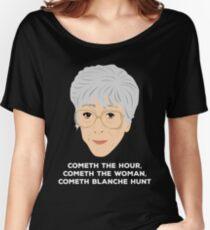 Coronation Street - Blanche Hunt - Maggie Jones Women's Relaxed Fit T-Shirt