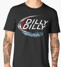 Dilly Dilly with Bud Light Men's Premium T-Shirt