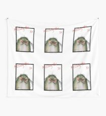 Missing You, Tabby Cat-Snap Wall Tapestry