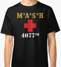 MASH 4077th Classic T-Shirt