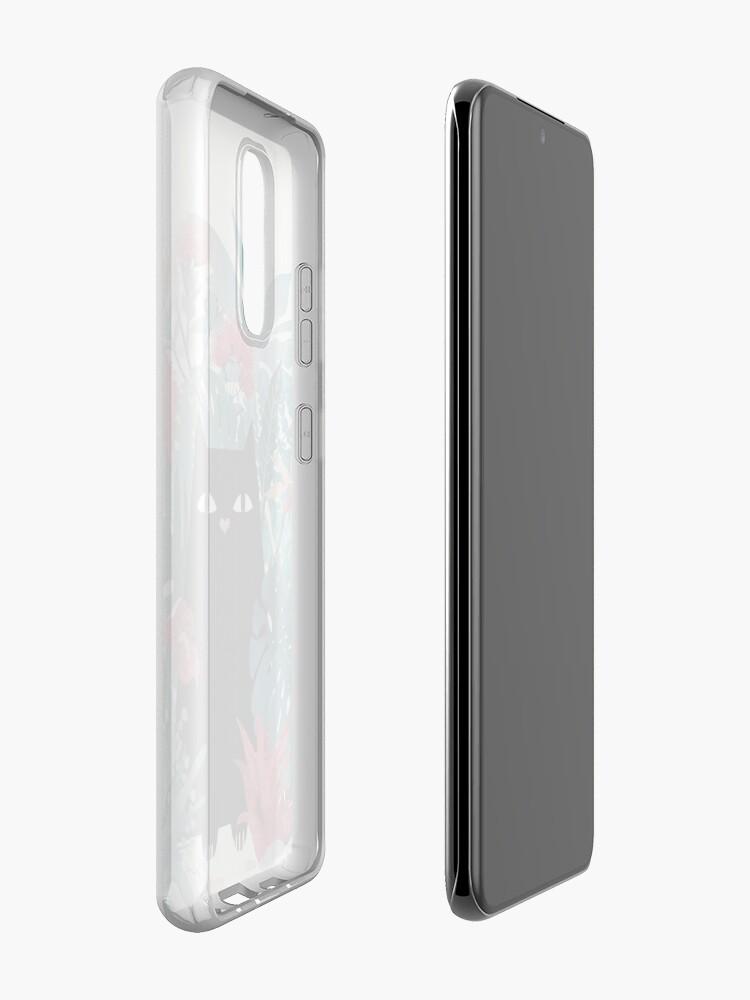 Alternate view of Popoki Case & Skin for Samsung Galaxy