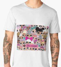 L.O.L Surprise - Pink Men's Premium T-Shirt