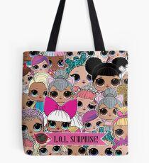 L.O.L Surprise - Pink Tote Bag