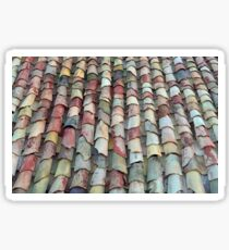 Colourful Tiles Sticker